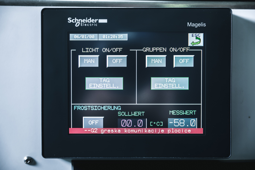 Electronics & Telemetry